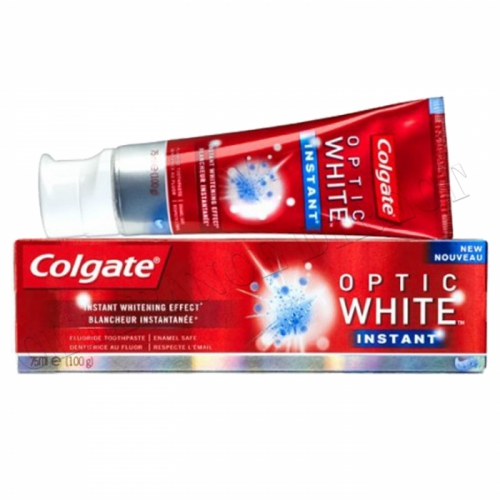 Colgate Whitening Toothpaste OPTIC WHITE INSTANT WHITENING EFFECT 75ml