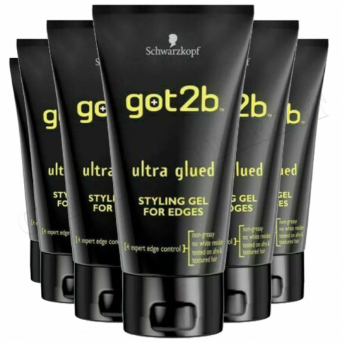 Schwarzkopf got2b Ultra Glued Invincible Styling Gel 150ml x 6